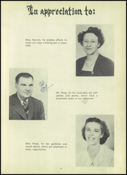 Page 7, 1947 Edition, Towson High School - Sidelights Yearbook (Towson, MD) online yearbook collection