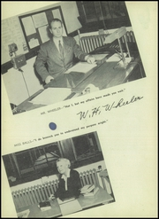 Page 8, 1947 Edition, Towson High School - Sidelights Yearbook (Towson, MD) online yearbook collection