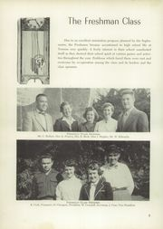 Page 12, 1954 Edition, Towson High School - Sidelights Yearbook (Towson, MD) online yearbook collection