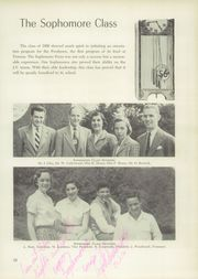 Page 17, 1954 Edition, Towson High School - Sidelights Yearbook (Towson, MD) online yearbook collection