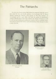 Page 8, 1954 Edition, Towson High School - Sidelights Yearbook (Towson, MD) online yearbook collection