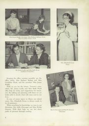 Page 9, 1954 Edition, Towson High School - Sidelights Yearbook (Towson, MD) online yearbook collection
