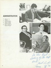 Page 14, 1972 Edition, Great Mills High School - Echo Yearbook (Great Mills, MD) online yearbook collection