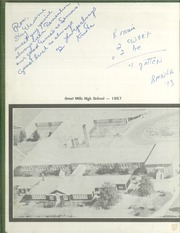 Page 2, 1972 Edition, Great Mills High School - Echo Yearbook (Great Mills, MD) online yearbook collection