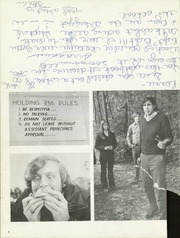 Page 6, 1972 Edition, Great Mills High School - Echo Yearbook (Great Mills, MD) online yearbook collection