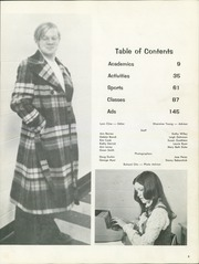Page 7, 1972 Edition, Great Mills High School - Echo Yearbook (Great Mills, MD) online yearbook collection