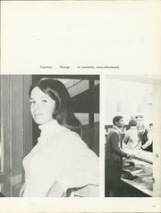 Page 9, 1972 Edition, Great Mills High School - Echo Yearbook (Great Mills, MD) online yearbook collection
