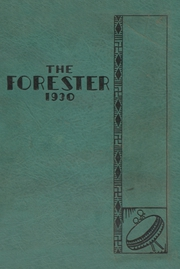 Forest Park High School - Forester Yearbook (Baltimore, MD) online yearbook collection, 1930 Edition, Page 1