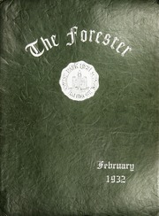Forest Park High School - Forester Yearbook (Baltimore, MD) online yearbook collection, 1932 Edition, Page 1