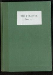 Page 1, 1933 Edition, Forest Park High School - Forester Yearbook (Baltimore, MD) online yearbook collection