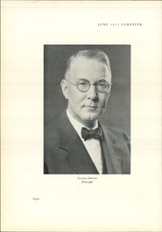 Page 12, 1933 Edition, Forest Park High School - Forester Yearbook (Baltimore, MD) online yearbook collection