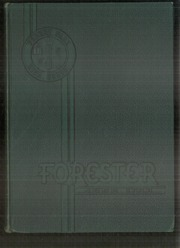 Page 1, 1938 Edition, Forest Park High School - Forester Yearbook (Baltimore, MD) online yearbook collection
