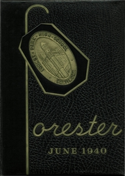 1940 Edition, Forest Park High School - Forester Yearbook (Baltimore, MD)