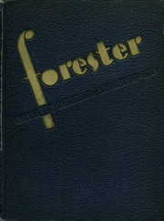 Forest Park High School - Forester Yearbook (Baltimore, MD) online yearbook collection, 1942 Edition, Page 1