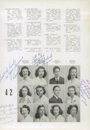 Page 75, 1942 Edition, Forest Park High School - Forester Yearbook (Baltimore, MD) online yearbook collection
