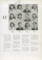 Page 79, 1942 Edition, Forest Park High School - Forester Yearbook (Baltimore, MD) online yearbook collection
