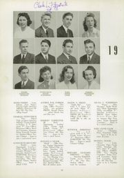 Page 80, 1942 Edition, Forest Park High School - Forester Yearbook (Baltimore, MD) online yearbook collection