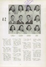 Page 81, 1942 Edition, Forest Park High School - Forester Yearbook (Baltimore, MD) online yearbook collection