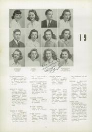 Page 82, 1942 Edition, Forest Park High School - Forester Yearbook (Baltimore, MD) online yearbook collection