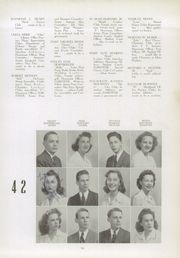 Page 83, 1942 Edition, Forest Park High School - Forester Yearbook (Baltimore, MD) online yearbook collection