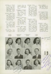 Page 84, 1942 Edition, Forest Park High School - Forester Yearbook (Baltimore, MD) online yearbook collection