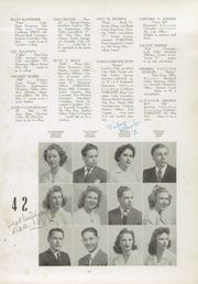Page 85, 1942 Edition, Forest Park High School - Forester Yearbook (Baltimore, MD) online yearbook collection