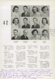 Page 89, 1942 Edition, Forest Park High School - Forester Yearbook (Baltimore, MD) online yearbook collection