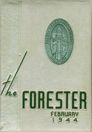 1944 Edition, Forest Park High School - Forester Yearbook (Baltimore, MD)