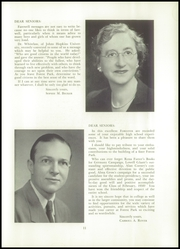 Page 15, 1950 Edition, Forest Park High School - Forester Yearbook (Baltimore, MD) online yearbook collection