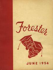 1954 Edition, Forest Park High School - Forester Yearbook (Baltimore, MD)
