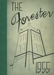 1955 Edition, Forest Park High School - Forester Yearbook (Baltimore, MD)