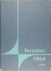 1964 Edition, Forest Park High School - Forester Yearbook (Baltimore, MD)