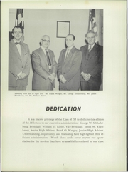 Page 10, 1953 Edition, Milford Mill High School - Milestone Yearbook (Baltimore, MD) online yearbook collection