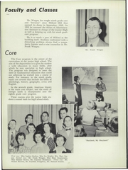 Page 12, 1953 Edition, Milford Mill High School - Milestone Yearbook (Baltimore, MD) online yearbook collection