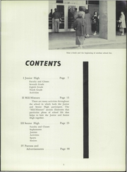 Page 9, 1953 Edition, Milford Mill High School - Milestone Yearbook (Baltimore, MD) online yearbook collection