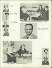 Page 13, 1956 Edition, Milford Mill High School - Milestone Yearbook (Baltimore, MD) online yearbook collection