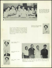 Page 14, 1956 Edition, Milford Mill High School - Milestone Yearbook (Baltimore, MD) online yearbook collection