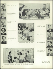 Page 16, 1956 Edition, Milford Mill High School - Milestone Yearbook (Baltimore, MD) online yearbook collection