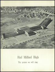 Page 6, 1956 Edition, Milford Mill High School - Milestone Yearbook (Baltimore, MD) online yearbook collection
