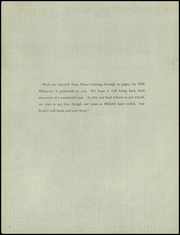 Page 8, 1956 Edition, Milford Mill High School - Milestone Yearbook (Baltimore, MD) online yearbook collection