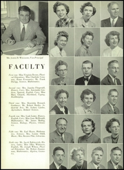 Page 10, 1951 Edition, Sherwood High School - Leaves Yearbook (Sandy Spring, MD) online yearbook collection