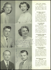 Page 12, 1951 Edition, Sherwood High School - Leaves Yearbook (Sandy Spring, MD) online yearbook collection