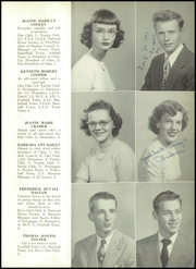 Page 13, 1951 Edition, Sherwood High School - Leaves Yearbook (Sandy Spring, MD) online yearbook collection