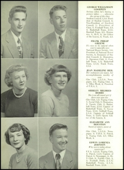 Page 14, 1951 Edition, Sherwood High School - Leaves Yearbook (Sandy Spring, MD) online yearbook collection