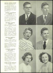 Page 15, 1951 Edition, Sherwood High School - Leaves Yearbook (Sandy Spring, MD) online yearbook collection