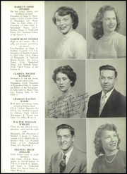 Page 17, 1951 Edition, Sherwood High School - Leaves Yearbook (Sandy Spring, MD) online yearbook collection