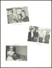 Page 11, 1954 Edition, Catonsville High School - Catonian Yearbook (Baltimore, MD) online yearbook collection