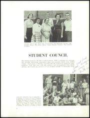 Page 12, 1954 Edition, Catonsville High School - Catonian Yearbook (Baltimore, MD) online yearbook collection