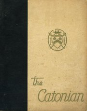 1955 Edition, Catonsville High School - Catonian Yearbook (Baltimore, MD)