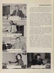 Page 12, 1960 Edition, Walter Johnson High School - Windup Yearbook (Bethesda, MD) online yearbook collection